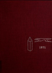 1971 Edition, Southern Illinois University - Obelisk Yearbook (Carbondale, IL)