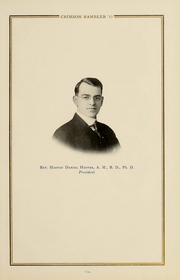 Page 14, 1917 Edition, Carthage College - Crimson Rambler Yearbook (Carthage, IL) online yearbook collection