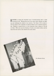Page 16, 1942 Edition, Eastern Illinois University - Warbler Yearbook (Charleston, IL) online yearbook collection