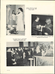 Page 12, 1957 Edition, Eastern Illinois University - Warbler Yearbook (Charleston, IL) online yearbook collection
