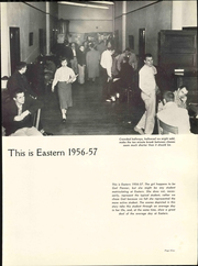 Page 13, 1957 Edition, Eastern Illinois University - Warbler Yearbook (Charleston, IL) online yearbook collection