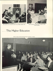 Page 15, 1957 Edition, Eastern Illinois University - Warbler Yearbook (Charleston, IL) online yearbook collection