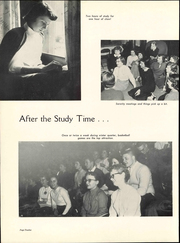 Page 16, 1957 Edition, Eastern Illinois University - Warbler Yearbook (Charleston, IL) online yearbook collection