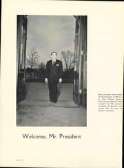 Page 8, 1957 Edition, Eastern Illinois University - Warbler Yearbook (Charleston, IL) online yearbook collection