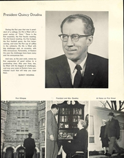 Page 9, 1957 Edition, Eastern Illinois University - Warbler Yearbook (Charleston, IL) online yearbook collection