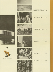Page 7, 1964 Edition, Eastern Illinois University - Warbler Yearbook (Charleston, IL) online yearbook collection
