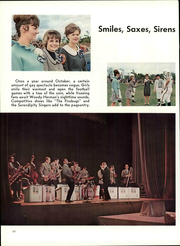 Page 16, 1966 Edition, Eastern Illinois University - Warbler Yearbook (Charleston, IL) online yearbook collection