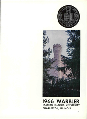 Page 7, 1966 Edition, Eastern Illinois University - Warbler Yearbook (Charleston, IL) online yearbook collection