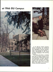 Page 9, 1966 Edition, Eastern Illinois University - Warbler Yearbook (Charleston, IL) online yearbook collection