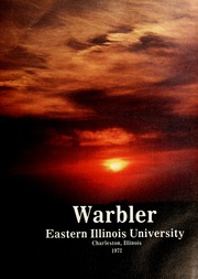 Page 5, 1972 Edition, Eastern Illinois University - Warbler Yearbook (Charleston, IL) online yearbook collection