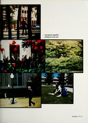 Page 13, 1979 Edition, Eastern Illinois University - Warbler Yearbook (Charleston, IL) online yearbook collection