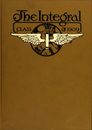 1909 Edition, Armour Institute of Technology - Cycle Yearbook (Chicago, IL)
