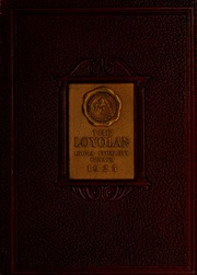 Page 1, 1925 Edition, Loyola University Chicago - Loyolan Yearbook (Chicago, IL) online yearbook collection