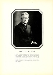 Page 12, 1928 Edition, Loyola University Chicago - Loyolan Yearbook (Chicago, IL) online yearbook collection