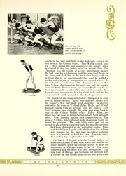 Page 311, 1931 Edition, Loyola University Chicago - Loyolan Yearbook (Chicago, IL) online yearbook collection
