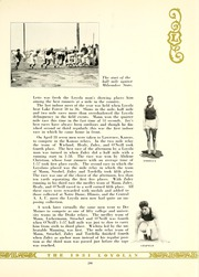Page 313, 1931 Edition, Loyola University Chicago - Loyolan Yearbook (Chicago, IL) online yearbook collection