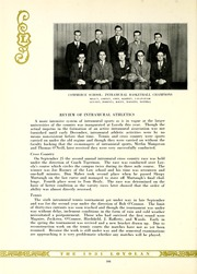 Page 322, 1931 Edition, Loyola University Chicago - Loyolan Yearbook (Chicago, IL) online yearbook collection