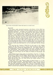 Page 323, 1931 Edition, Loyola University Chicago - Loyolan Yearbook (Chicago, IL) online yearbook collection