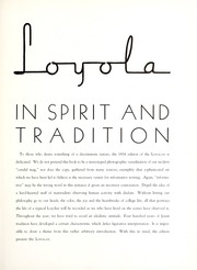 Page 11, 1938 Edition, Loyola University Chicago - Loyolan Yearbook (Chicago, IL) online yearbook collection