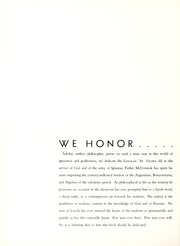 Page 12, 1938 Edition, Loyola University Chicago - Loyolan Yearbook (Chicago, IL) online yearbook collection