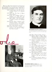 Page 15, 1938 Edition, Loyola University Chicago - Loyolan Yearbook (Chicago, IL) online yearbook collection