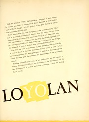 Page 9, 1942 Edition, Loyola University Chicago - Loyolan Yearbook (Chicago, IL) online yearbook collection