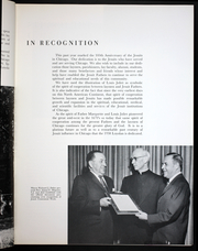 Page 11, 1958 Edition, Loyola University Chicago - Loyolan Yearbook (Chicago, IL) online yearbook collection