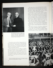 Page 14, 1958 Edition, Loyola University Chicago - Loyolan Yearbook (Chicago, IL) online yearbook collection