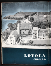 Page 6, 1958 Edition, Loyola University Chicago - Loyolan Yearbook (Chicago, IL) online yearbook collection