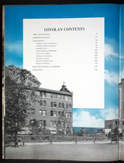Page 8, 1958 Edition, Loyola University Chicago - Loyolan Yearbook (Chicago, IL) online yearbook collection
