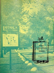 Page 5, 1963 Edition, Loyola University Chicago - Loyolan Yearbook (Chicago, IL) online yearbook collection