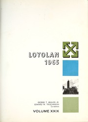 Page 5, 1965 Edition, Loyola University Chicago - Loyolan Yearbook (Chicago, IL) online yearbook collection