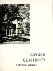 Page 7, 1965 Edition, Loyola University Chicago - Loyolan Yearbook (Chicago, IL) online yearbook collection