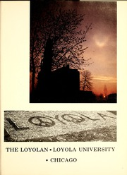 Page 5, 1970 Edition, Loyola University Chicago - Loyolan Yearbook (Chicago, IL) online yearbook collection