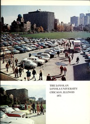 Page 5, 1971 Edition, Loyola University Chicago - Loyolan Yearbook (Chicago, IL) online yearbook collection