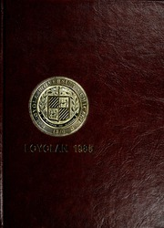 1985 Edition, Loyola University Chicago - Loyolan Yearbook (Chicago, IL)
