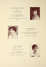 Page 16, 1916 Edition, National Louis University - National Yearbook (Chicago, IL) online yearbook collection