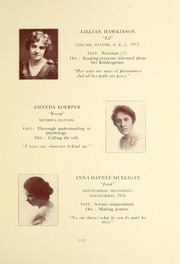 Page 17, 1916 Edition, National Louis University - National Yearbook (Chicago, IL) online yearbook collection