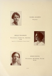 Page 12, 1917 Edition, National Louis University - National Yearbook (Chicago, IL) online yearbook collection
