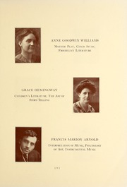 Page 13, 1917 Edition, National Louis University - National Yearbook (Chicago, IL) online yearbook collection