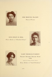 Page 17, 1917 Edition, National Louis University - National Yearbook (Chicago, IL) online yearbook collection