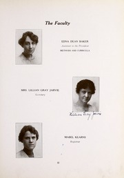 Page 17, 1918 Edition, National Louis University - National Yearbook (Chicago, IL) online yearbook collection