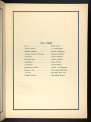 Page 15, 1925 Edition, National Louis University - National Yearbook (Chicago, IL) online yearbook collection