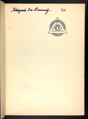 Page 7, 1925 Edition, National Louis University - National Yearbook (Chicago, IL) online yearbook collection