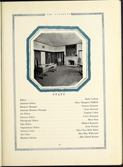 Page 13, 1926 Edition, National Louis University - National Yearbook (Chicago, IL) online yearbook collection