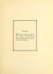 Page 11, 1928 Edition, National Louis University - National Yearbook (Chicago, IL) online yearbook collection