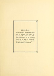 Page 13, 1928 Edition, National Louis University - National Yearbook (Chicago, IL) online yearbook collection