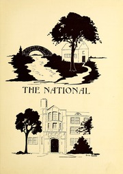 Page 7, 1928 Edition, National Louis University - National Yearbook (Chicago, IL) online yearbook collection