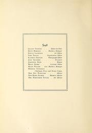Page 10, 1931 Edition, National Louis University - National Yearbook (Chicago, IL) online yearbook collection