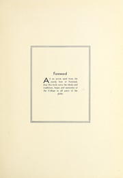 Page 11, 1931 Edition, National Louis University - National Yearbook (Chicago, IL) online yearbook collection